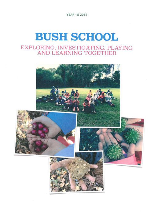 Bush School 1G 2015