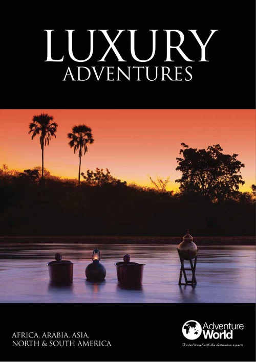 Luxury Adventures Brochure