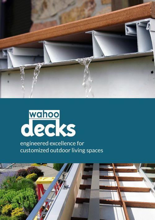 Wahoo Decks Press Kit