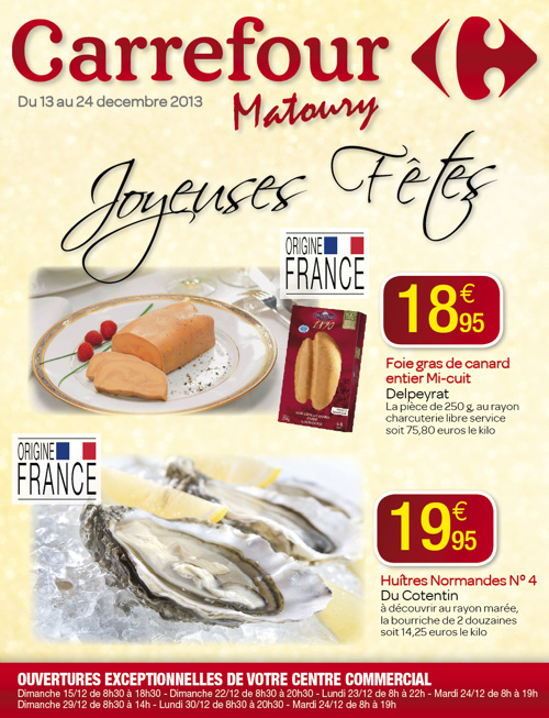 Catalogue Festifs