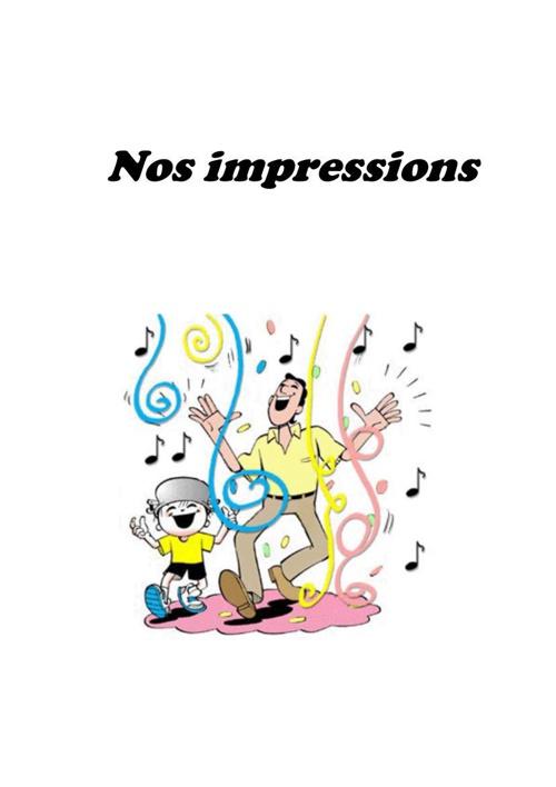 nos impressions