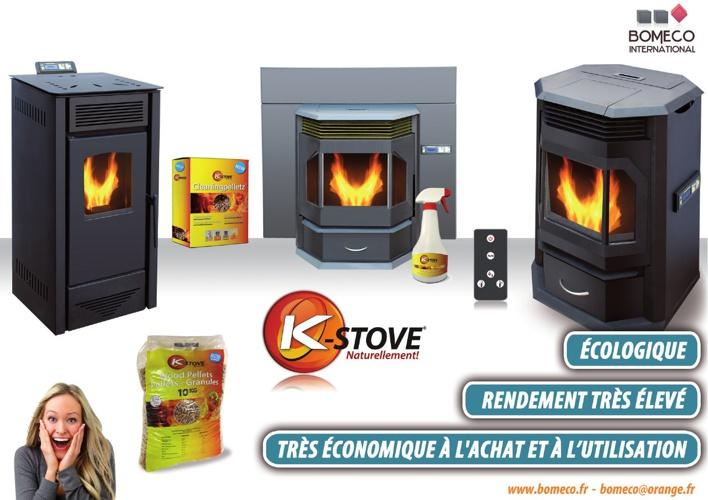 K-Stove 2014 - Bomeco