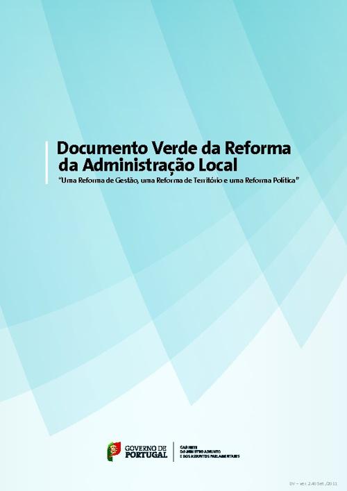Documento Verde Administração Pública