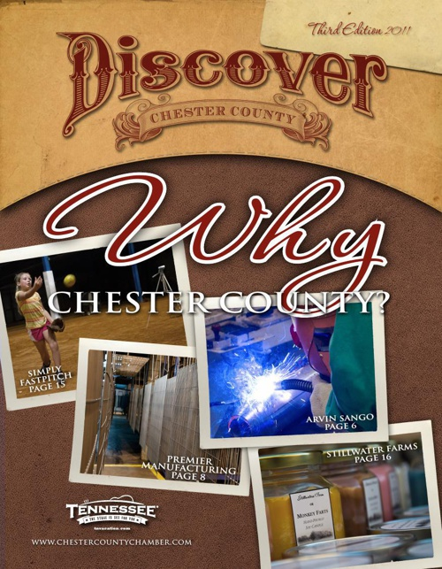 Discover Chester County 2011
