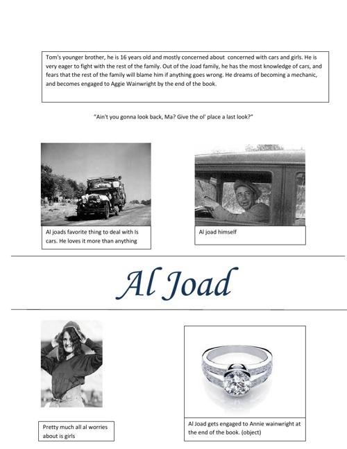 Joad Family