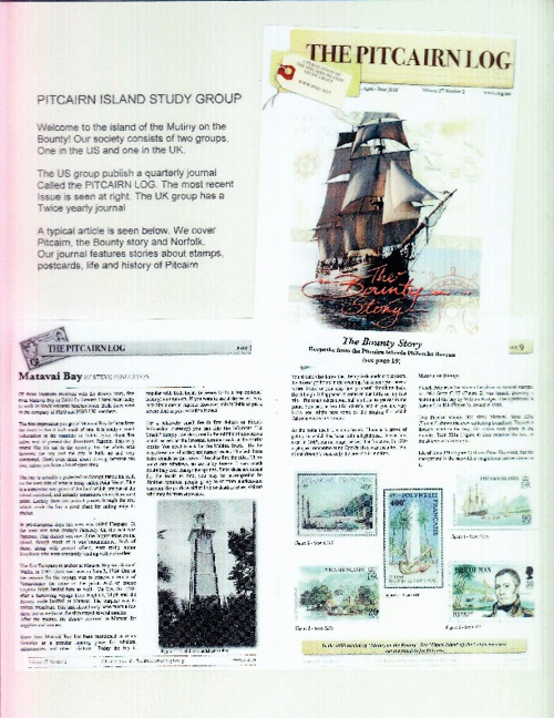 Pitcairn Philately, by Steve Pendleton