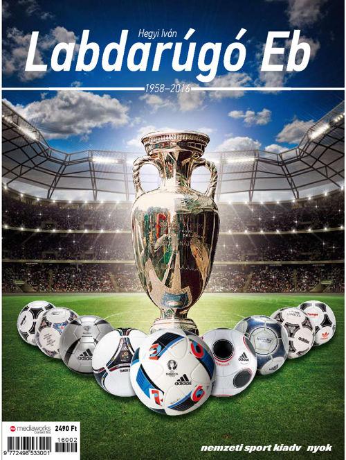 Megjelent a Nemzeti Sport Eb-kiadványa!