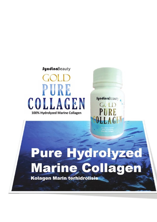 SyadinaBeauty Gold Pure Collagen