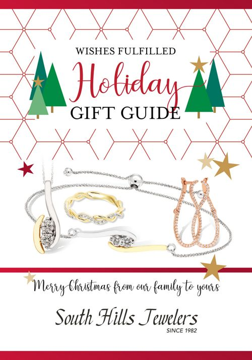 South Hills Jewelers Holiday Gift Guide 2017