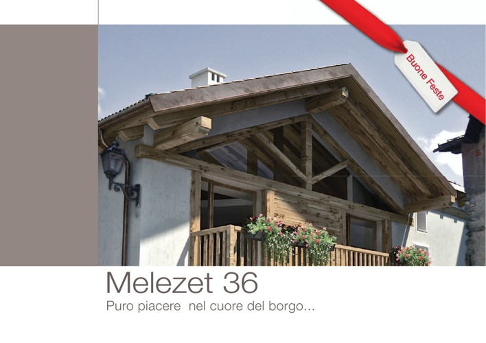 Melezet 36. 4 appartamenti a pochi passi dalle piste.
