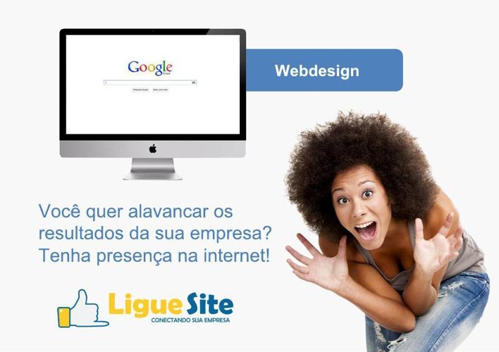 Apresentacao LigueSite - Sites 2014