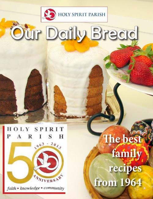 HS 50th Anniversary Cookbook