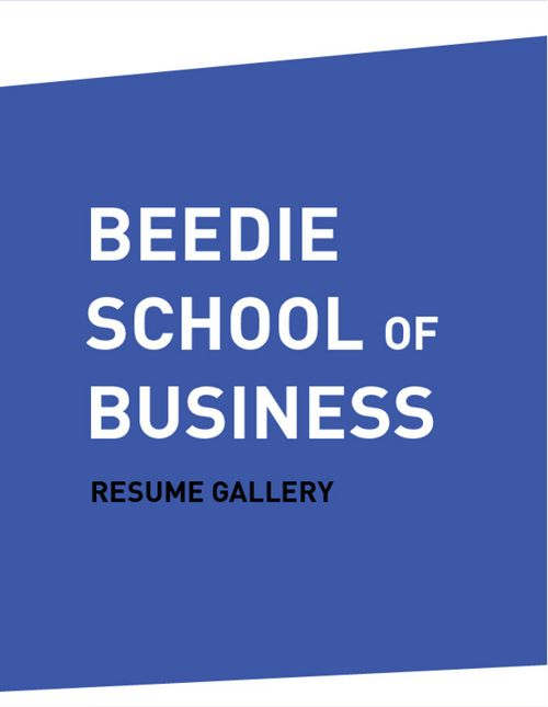 Resume Gallery (BUSINESS) (1)