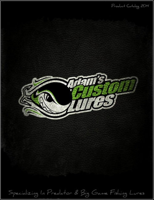 Adam's Custom Lures, LLC Product Catalog