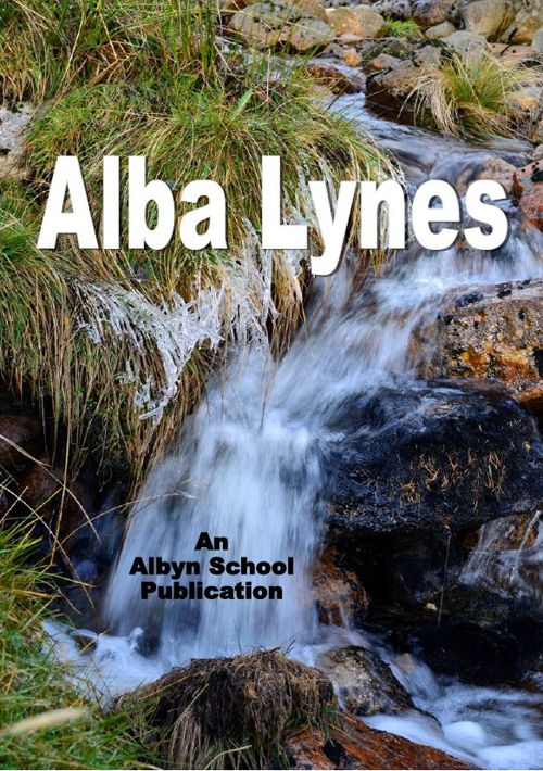 Alba Lynes Issue 1