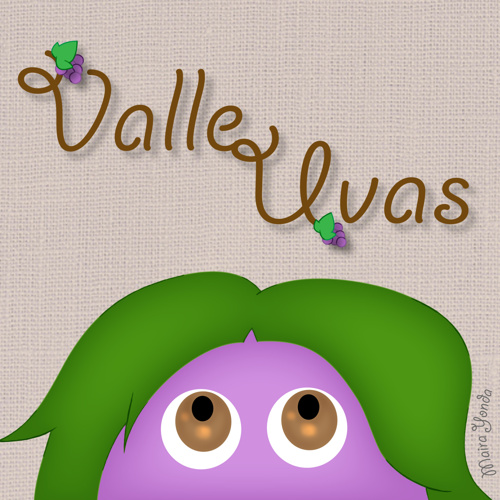 Valle uvas