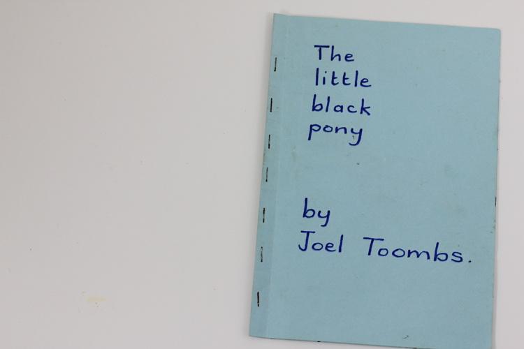 The Little Black Pony