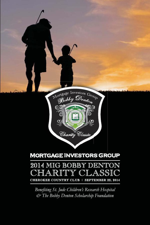 The 2014 MIG Bobby Denton Charity Classic