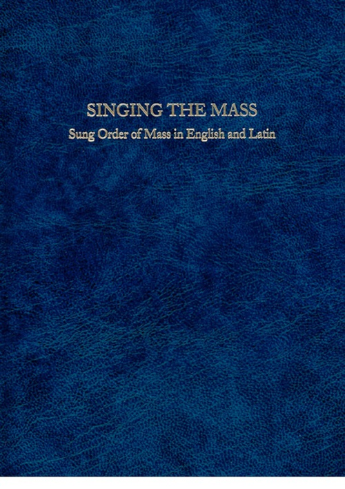 Singing the Mass (Solesmes, 2011)