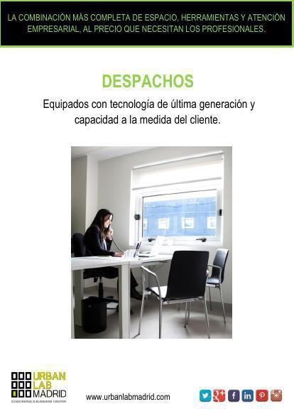 Información Despachos (ESPAÑOL/INGLES)