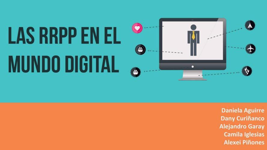 Las RRPP en el mundo digital / Comunicación 2.0