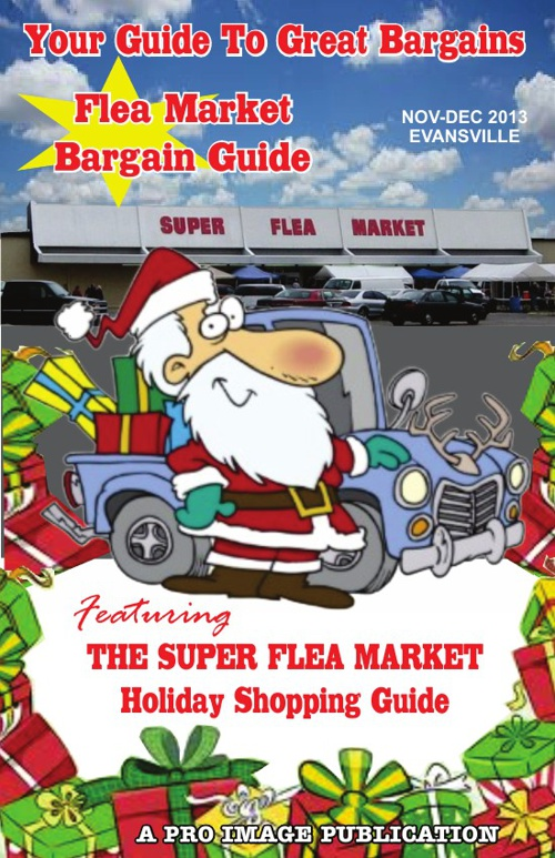 flea market bargain guide