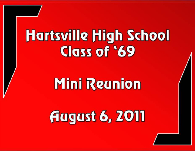 Class of '69 Mini Reunion