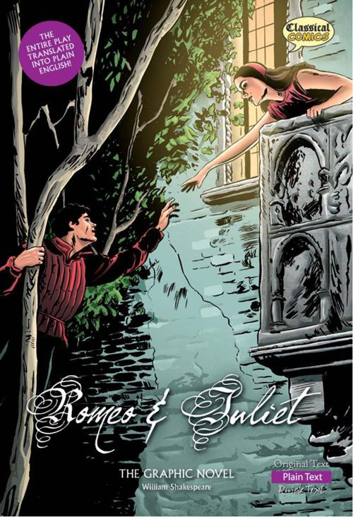 Romeo And Juliet-graphic novel version 1