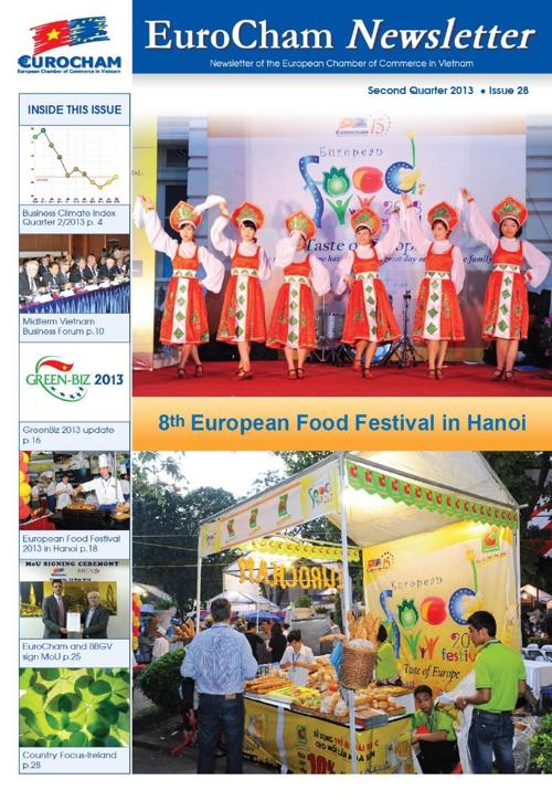 EuroCham Newsletter Quarter 2/2013