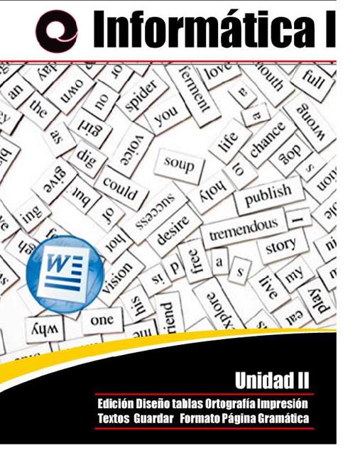 Informática I - Unidad II