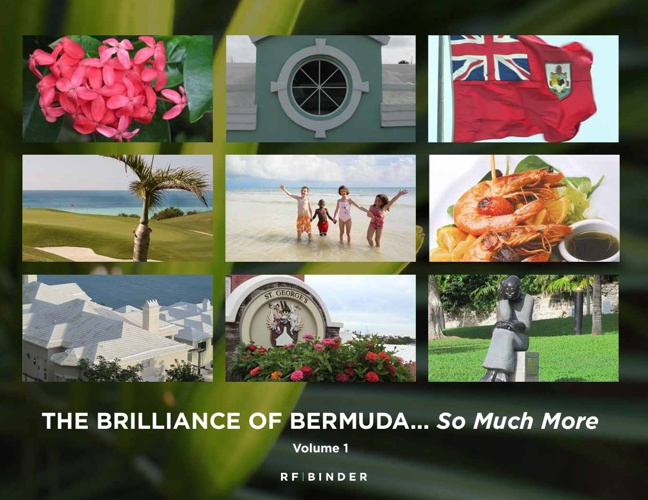 Copy (2) of Copy of Copy of The Brilliance of Bermuda Volume 1