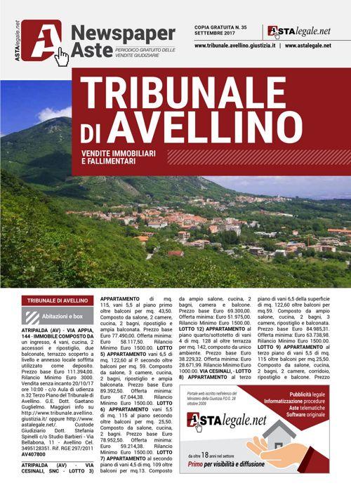 Avellino settembre 2017