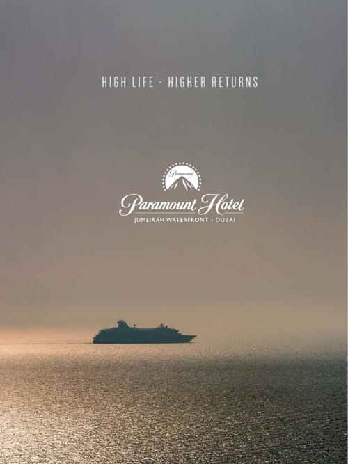 Paramount Hotel Condo Investment
