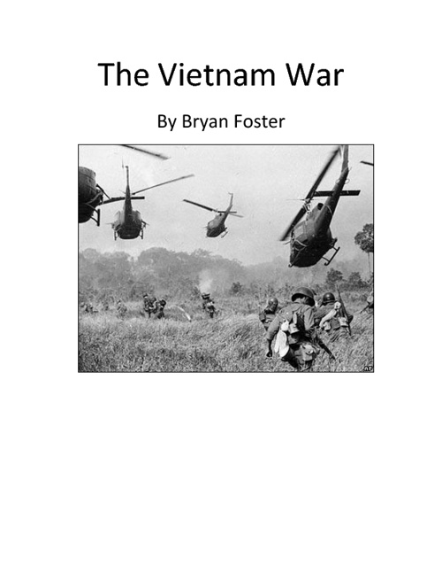 Bryan Foster book 1