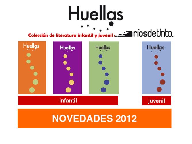 Literatura para Primer ciclo. Novedades 2012