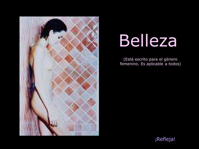 REFLEJA BELLEZA