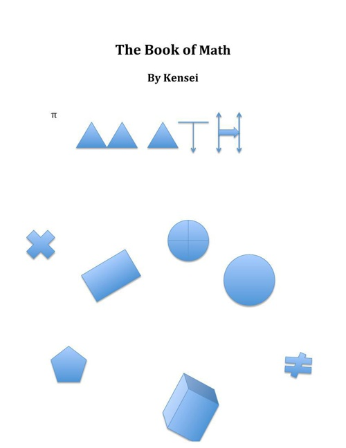 The Book of Math by Kensei
