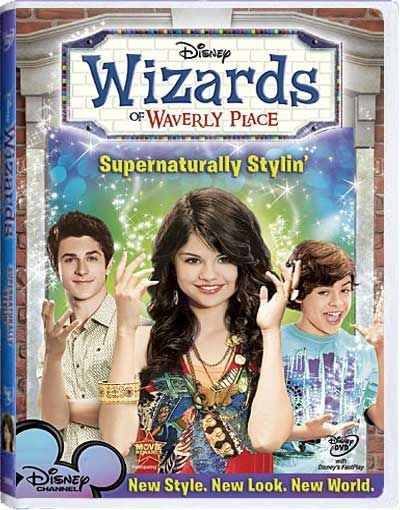 Wizards Of Waverly Place Picture Shelf