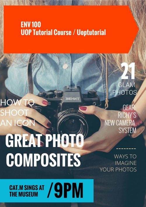 ENV 100  UOP Tutorial Course / Uoptutorial