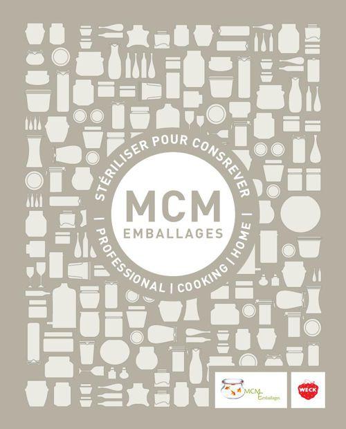 Catalogue MCM Emballages bocaux et matériel pour la conserve