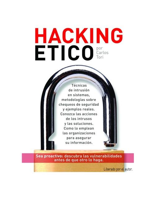 Hacking Etico - Carlos Tori