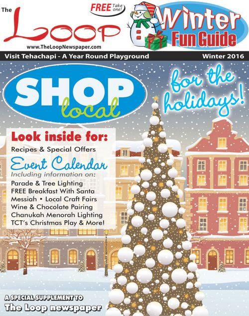 The Loop Newspaper's 2016 Winter Fun Guide!