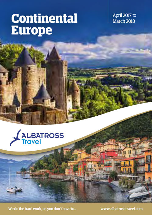 Albatross Travel Continental Brochure 17/18