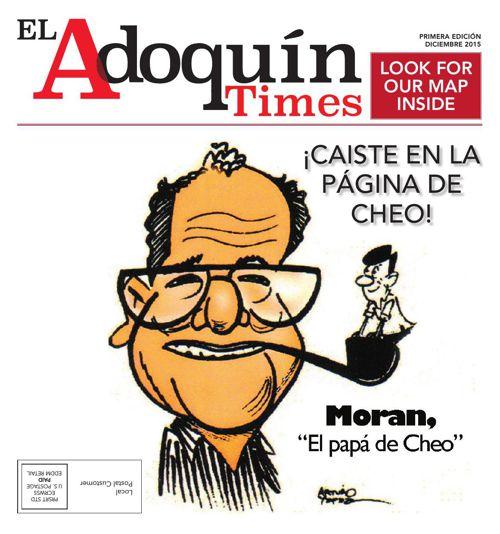 El Adoquín Times/Primera Edición/Diciembre 2015