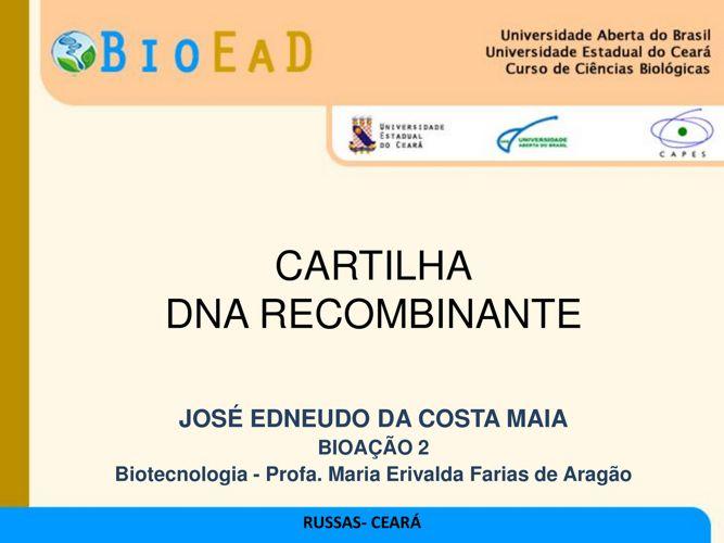 Bioação 2 Biologia Evolutiva