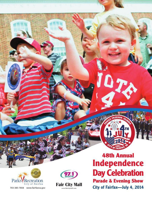 Brochure - 48th Annual Independence Day Celebration Parade & Eve