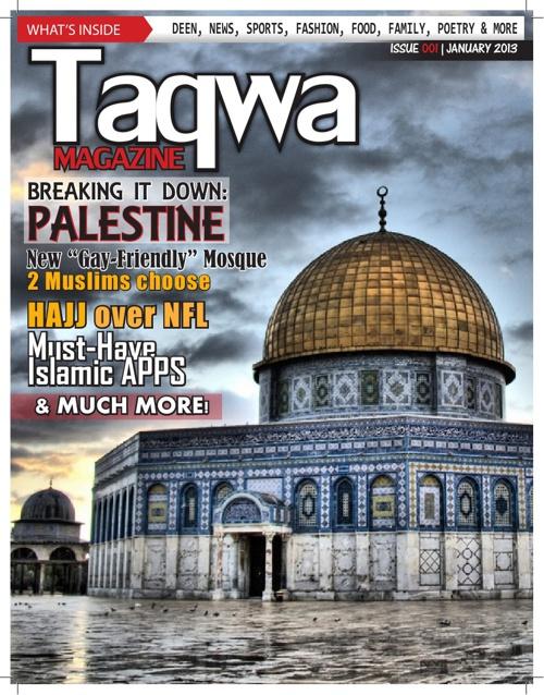 Taqwa Magazine - January