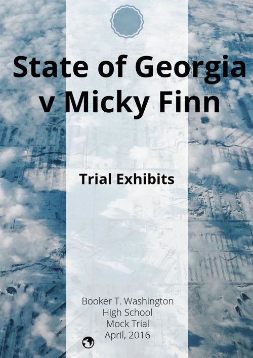 Mock Trial Exhibits