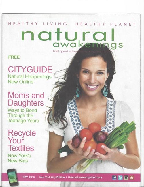 SpinGreen - Natural Awakenings Testimonial
