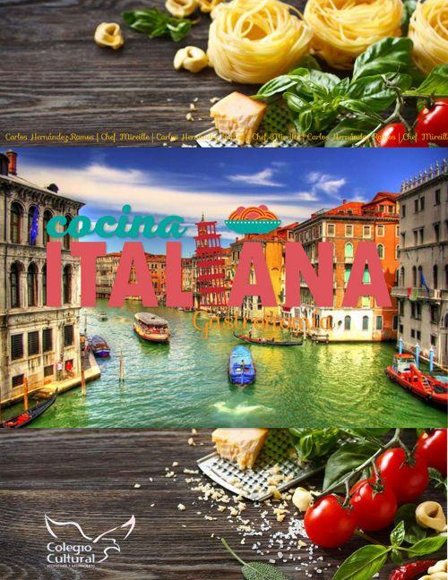 Recetario Italia